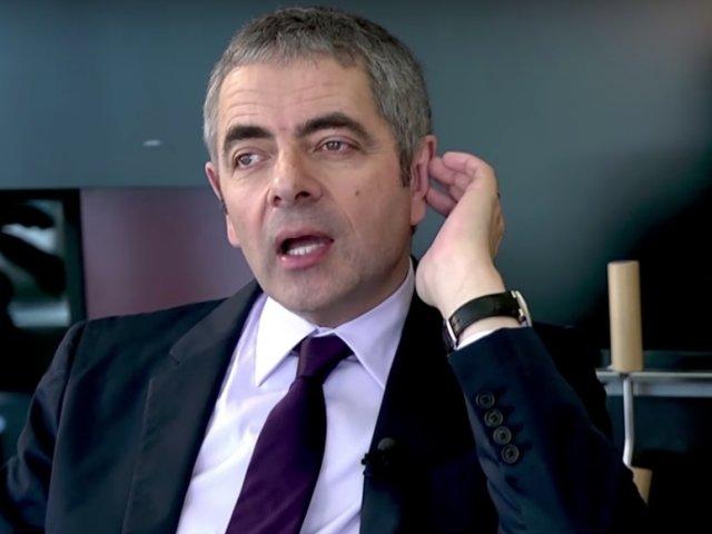 Actorul Rowan Atkinson a marturisit ca nu este un fan al muncii sale