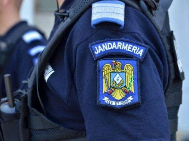 Jandarmeria Romana, sesizare la DIICOT in legatura cu protestul din 10 august