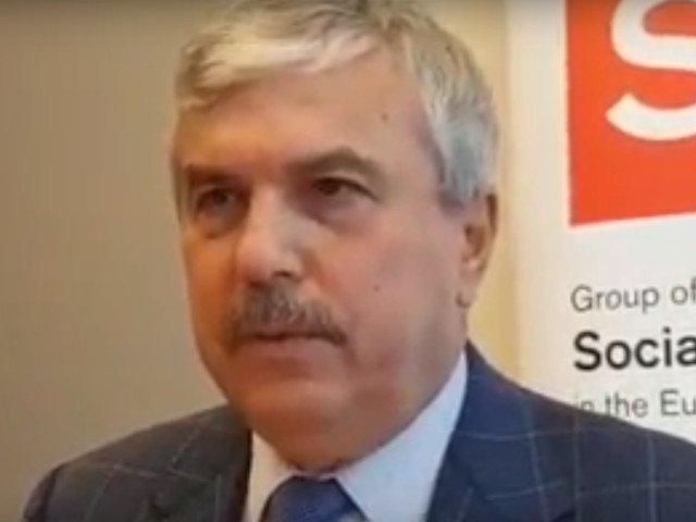 Dan Nica (PSD): Presedintele Iohannis va avea marea provocare a carierei cand se va vota rezolutia privind Romania
