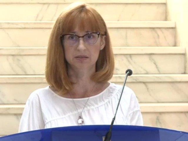 Anca Jurma, dupa intalnirea cu membrii Comisiei de la Venetia: A fost o intalnire tehnica