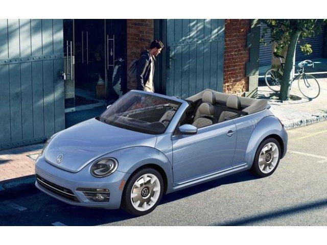 Confirmare oficiala: productia lui VW Beetle va fi oprita in 2019