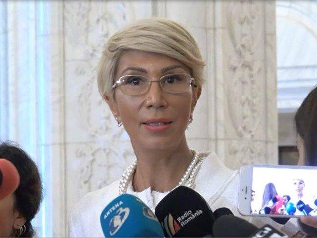 Turcan: PNL Sibiu considera necesara depunerea unei motiuni simple impotriva ministrului Finantelor Publice