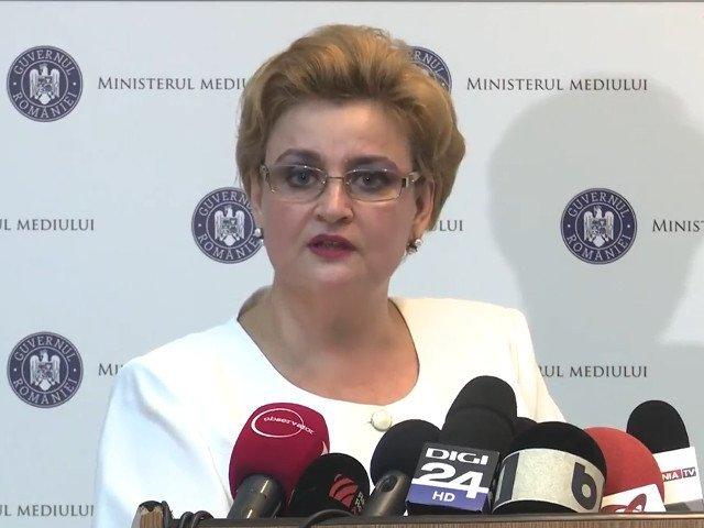 Gratiela Gavrilescu: Programul Rabla va reincepe de luni