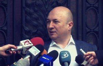 Stefanescu: Avem de-a face cu un complot