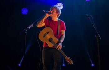 Ed Sheeran concerteaza in premiera in Romania pe 3 iulie 2019