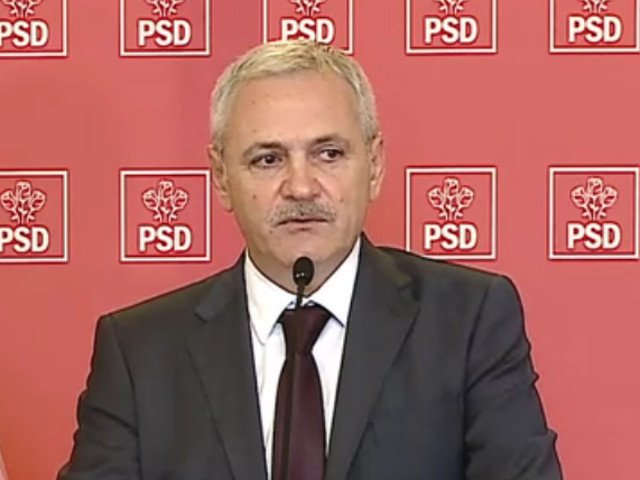 Dragnea: Am decis ca institutiile au actionat corect si legal la mitingul din 10 august/ VIDEO