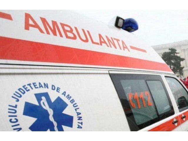 Trei persoane au murit si doua au fost ranite intr-un accident la iesirea din Huedin