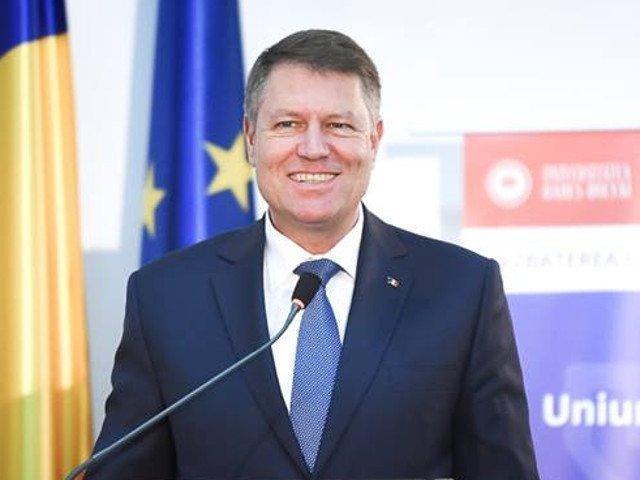 Iohannis: O Romanie puternica are nevoie de cetateni educati pentru a infrunta provocarile unei lumi aflate intr-o continua schimbare