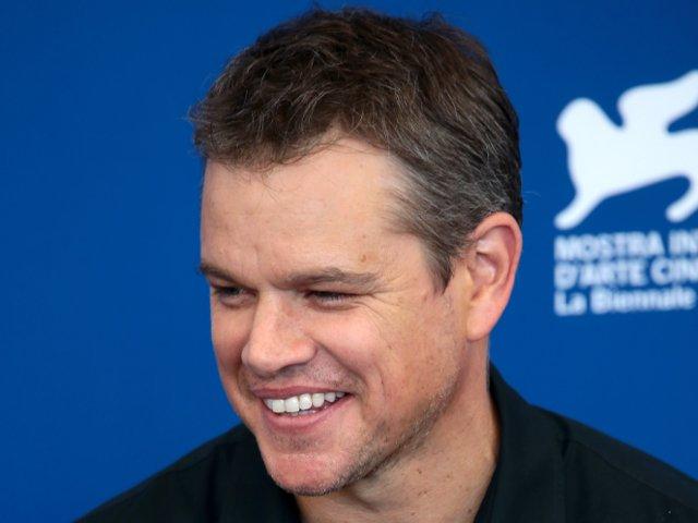 """Secrete """"din culise"""": 9 lucruri mai putin stiute despre Matt Damon"""