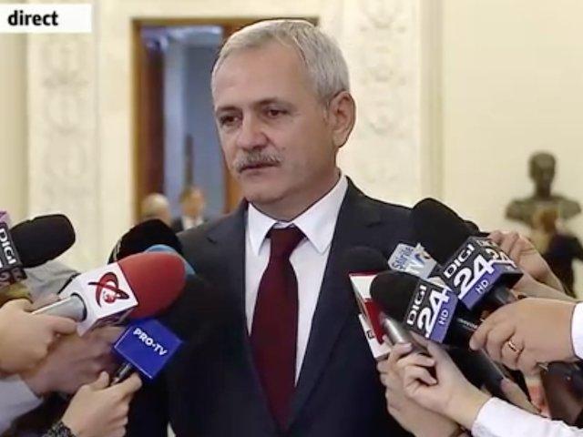 Dragnea, dupa ce purtatorul de cuvant al BOR l-a invinuit pentru esecul referendumului: Eu sunt religios si respectuos / VIDEO