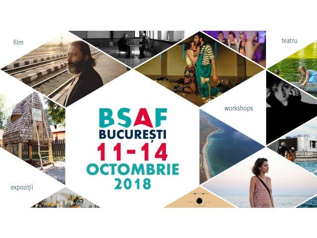 Artisti din 9 tari se reunesc la Bucuresti in cadrul Black Sea Arts Festival