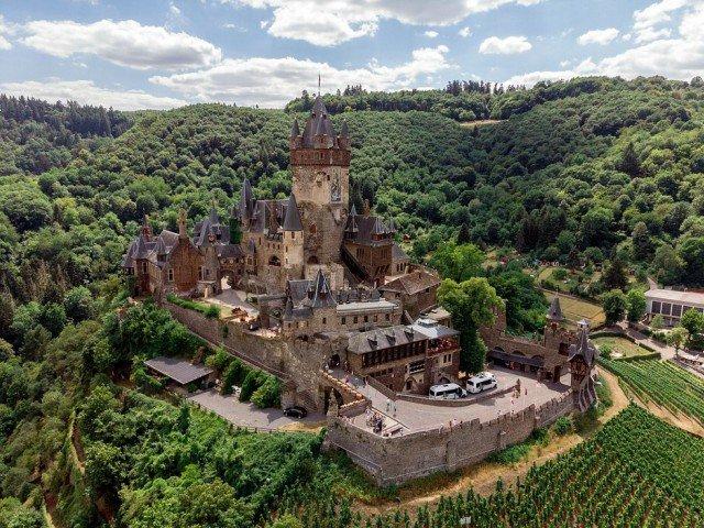 13 castele medievale pe care inca le poti vizita