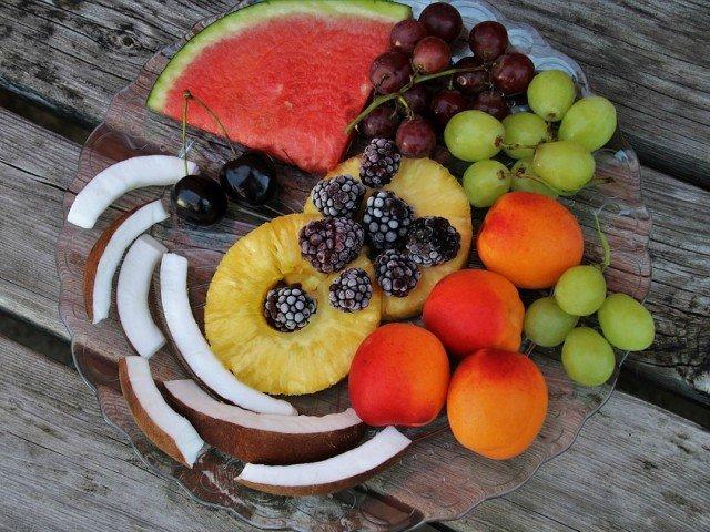 Motivul pentru care fructele sunt colorate