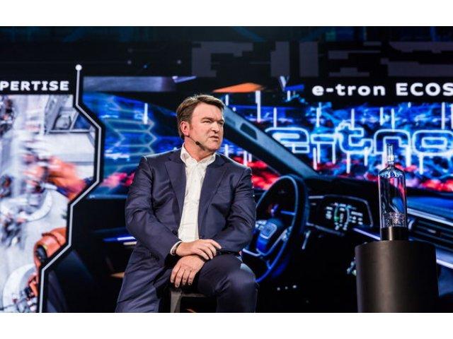 """Seful interimar Audi isi doreste sa ramana in functie: """"Mi-ar placea sa ocup pozitia de CEO pe termen lung"""""""