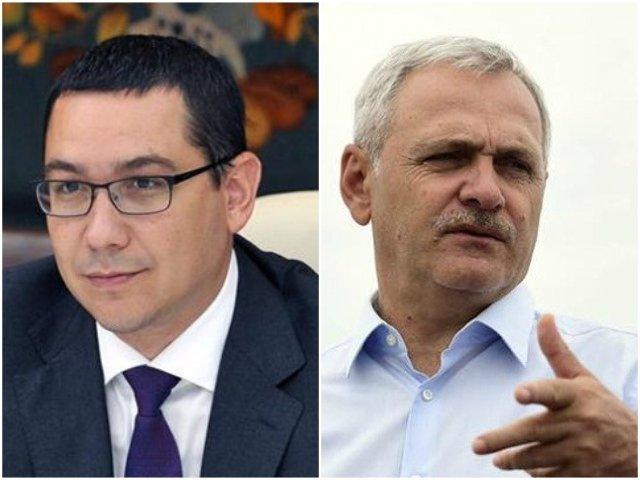 Ponta: Pe Dragnea il vor da jos un pic mai greu decat l-am dat pe Ceausescu