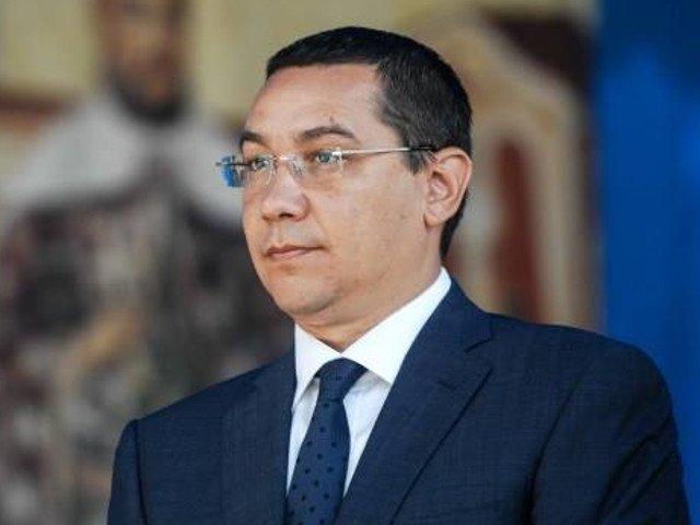 Ponta: Dancila si Dragnea nu o sa faca autostrada prin parteneriat public-privat si pierdem si bani europeni
