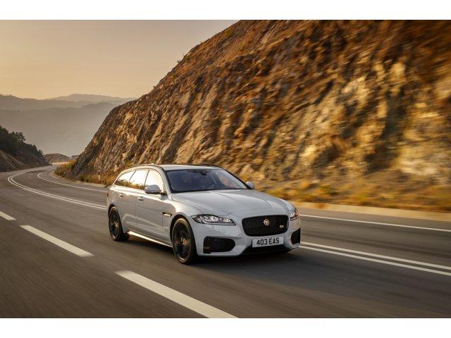(P) Jaguar XF, lux si performanta cu consum mic