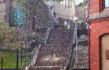 Cod PORTOCALIU de fenomene meteorologice severe in Spania