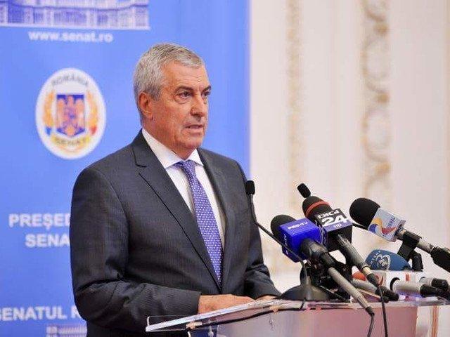 Tariceanu: Da, vreau o Romanie fara abuzuri, fara protocoale, fara interventia nedemocratica a serviciilor!