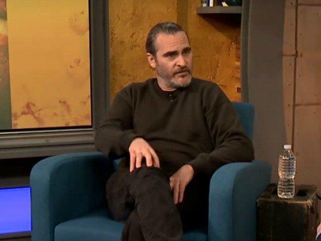 Un activist dedicat: ce nu stiati despre actorul Joaquin Phoenix
