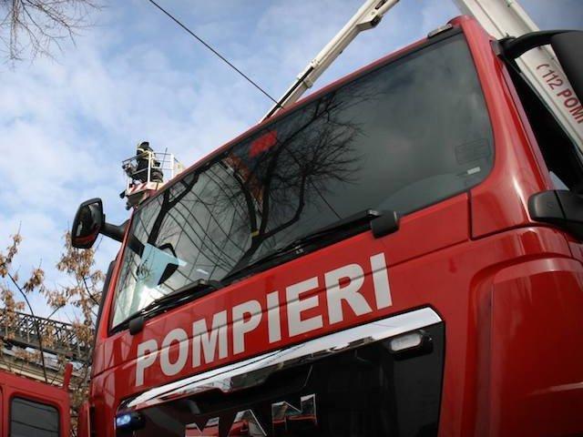 O femeie din Botosani a murit in urma unui incendiu