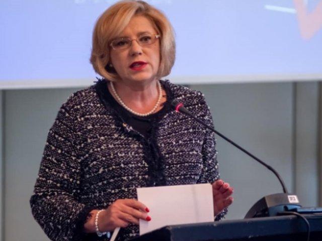 Corina Cretu: Sunt in continuare membru PSD