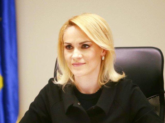 Gabriela Firea: Nu am de ce sa fug de CEx, nu mi-e rusine cu activitatea mea