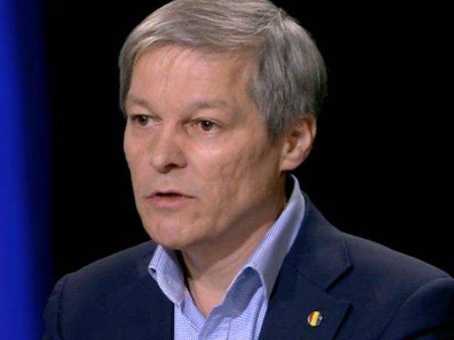 Dacian Ciolos: N-as fi desemnat-o pe Viorica Dancila premier, daca as fi fost presedinte / VIDEO