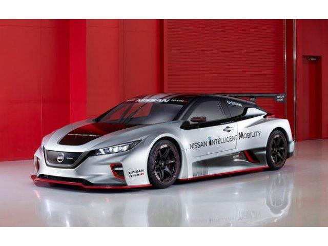 De inalta tensiune: Nissan Leaf Nismo RC demonstreaza potentialul extrem al tehnologiei electrice