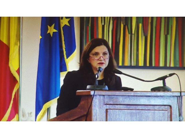 Raluca Pruna, despre recursul compensatoriu: Toader era ministru cand proiectul a fost discutat in Parlament
