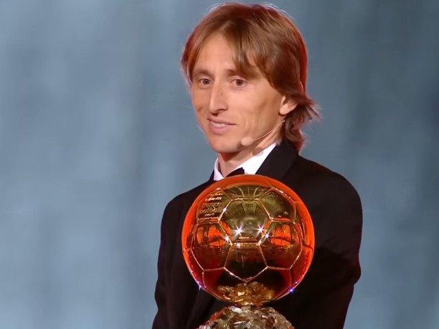 Luka Modric a castigat Balonul de Aur 2018 FOTO/VIDEO