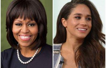 Michelle Obama, sfaturi pentru Meghan Markle: Lucrurile sunt dificile pentru femeile tinere de astazi