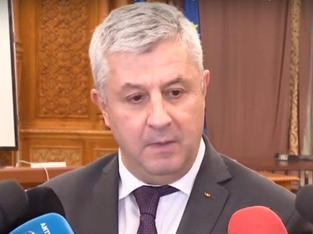 Florin Iordache: Astazi a fost o zi trista in Parlamentul Romaniei