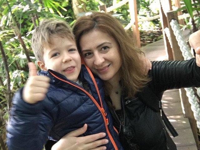 Vladut, depistat cu neuroblastom si alte doua tumori la plamani, are nevoie de ajutorul nostru