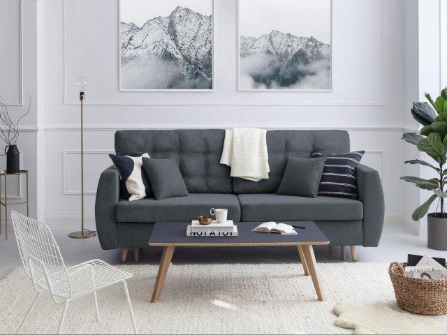Canapea pentru living - 5 lucruri la care sa fii atent inainte sa o cumperi