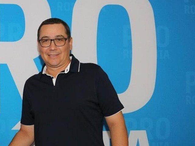Ponta: Nu trebuie sa il lasam pe Dragnea sa scoata Romania din Europa!