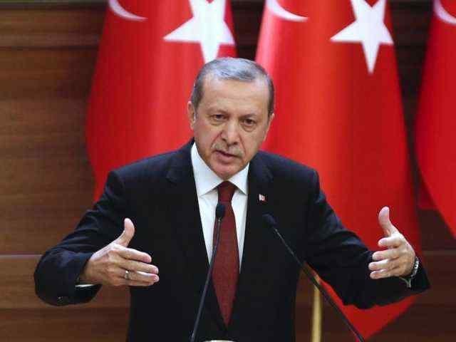 "Erdogan critica ""violenta disproportionata"" impotriva ""vestelor galbene"""
