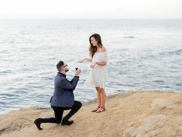 O cerere inedita in casatorie: cum si-a surprins un barbat viitoarea sotie