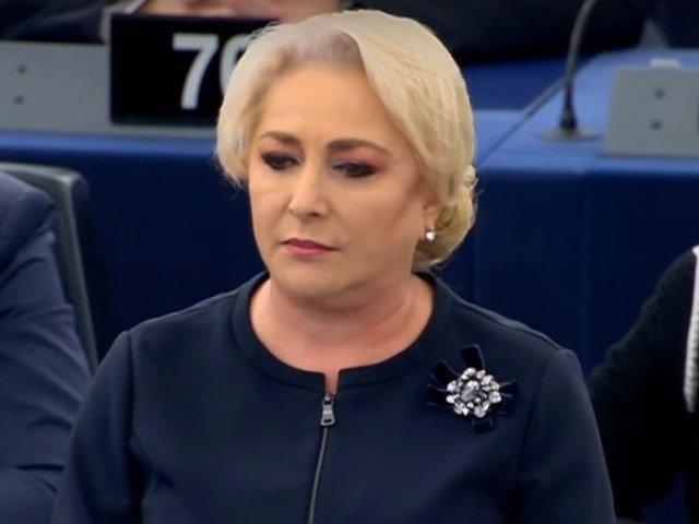 Dancila: Depunerea motiunii de cenzura inaintea preluarii presedintiei Consiliului UE da un semnal care nu ne face bine