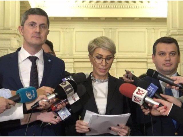Turcan: PSD si ALDE doresc sa grabeasca votul asupra motiunii pentru ca ulterior sa aiba liber la furat prin adoptarea OUG pe amnistie si gratiere