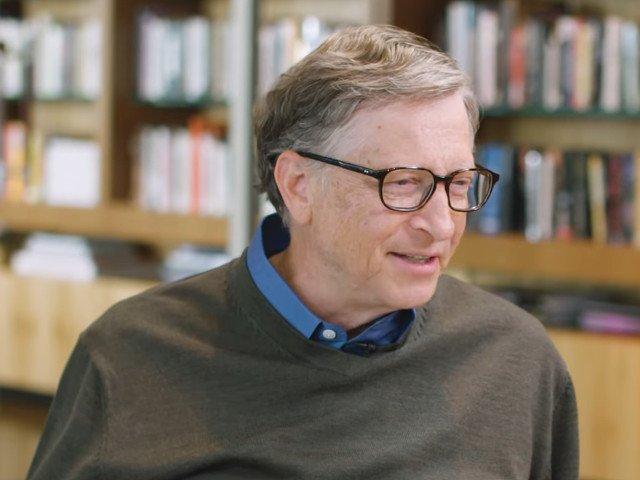 Topul cartilor preferate de Bill Gates in 2018: cinci volume cu tematici diverse