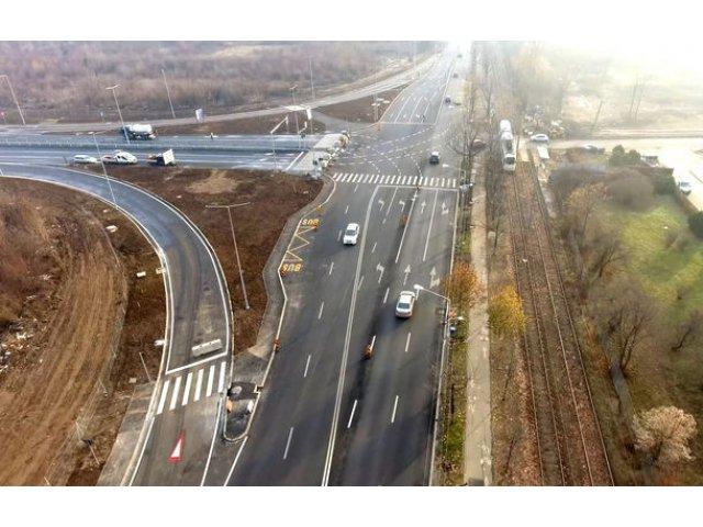Lotul de 6.5 kilometri care uneste autostrada A3 de Bucuresti a fost inaugurat: solutie controversata pentru intrarea pe autostrada