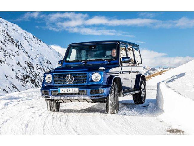 Mercedes-Benz Clasa G primeste o motorizare diesel: propulsor de 3.0 litri cu sase cilindri in linie de 286 CP