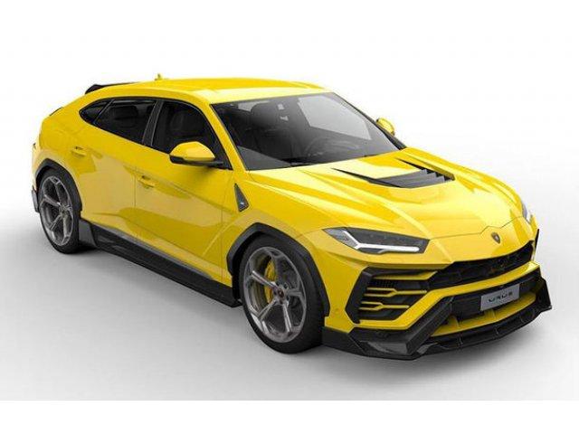Tuning pentru Lamborghini Urus: Vorsteiner pregateste un pachet de caroserie pentru SUV-ul italian