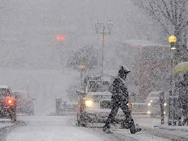 Atentionare de calatorie MAE pentru Austria: Cod rosu de ninsori