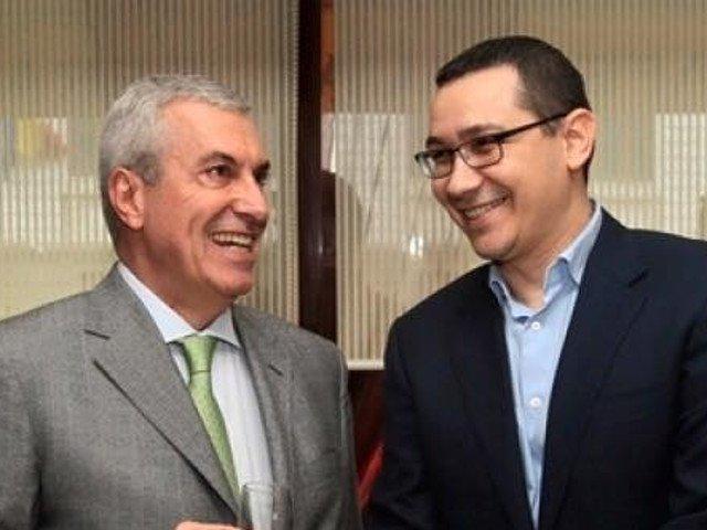 """Ponta sustine ca e dispus sa-l sprijine pe Tariceanu la prezidentiale daca ''se desprinde de Dragnea"""""""