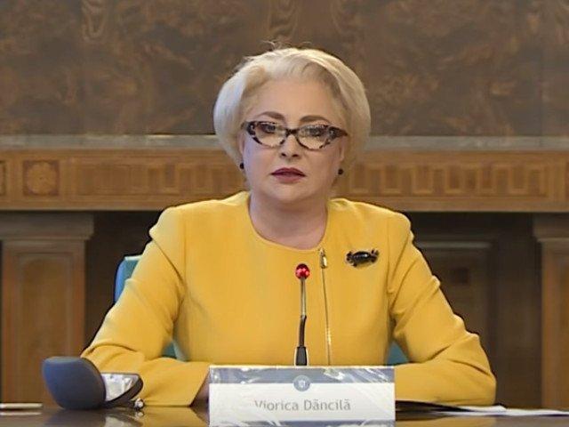 Dancila: Romania a inregistrat in anul 2018 o crestere economica ridicata si sustenabila