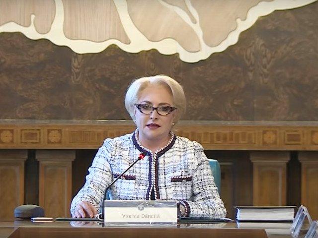 Viorica Dancila, despre cadrul financiar multianual: Nu vom obtine un acord politic