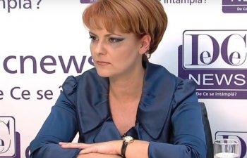 Olguta Vasilescu, dupa scrisorile trimise de Iohannis: Vreau sa-i amintesc ca si dumnealui, desi era profesor de fizica, si-a dorit sa fie vicepremier si ministru de Interne