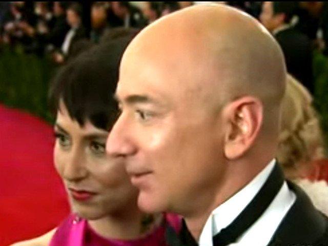 Despartire de 135 de miliarde de dolari. Jeff Bezos, cel mai bogat om din lume, divorteaza dupa 25 de ani de mariaj